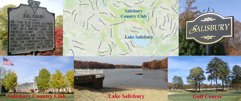 Homes For Sale Salisbury Midlothian Va